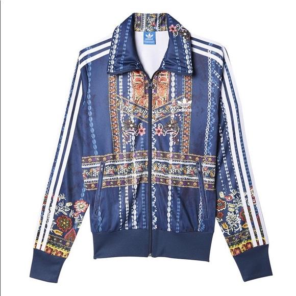 Adidas Originals Cirandeira Firebird Track Jacket 336957cf7f050